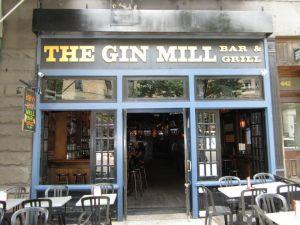Gin Mill facade